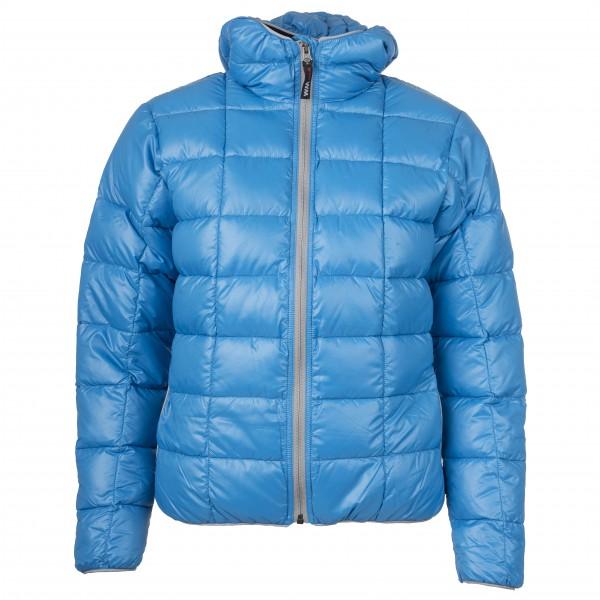 #Western Mountaineering – Women's Hooded Flash Jacket – Daunenjacke Gr L blau#