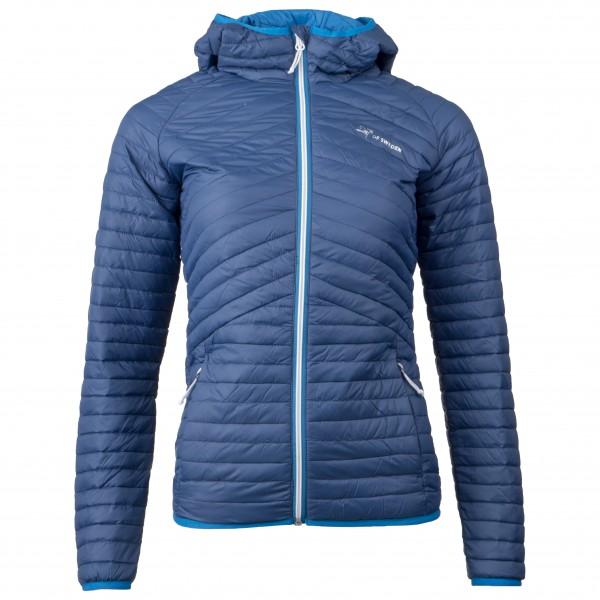 Image of 2117 of Sweden Women's Down Jacket Bracco Daunenjacke Gr 38 grau