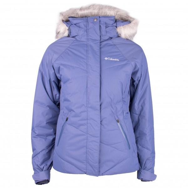 Columbia - Women´s Lay D Down Jacket Skijacke Gr L;S;XS blau;schwarz