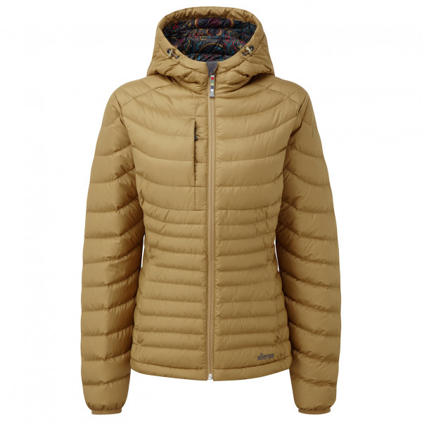 #Sherpa – Women's Nangpala Hooded Jacket – Daunenjacke Gr XL braun/beige#