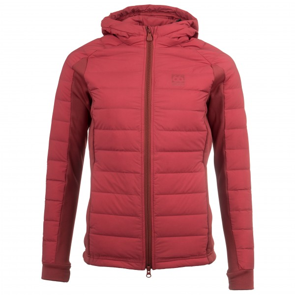 66 North - Ok Women's Jacket - Daunenjacke Gr XL rot/rosa
