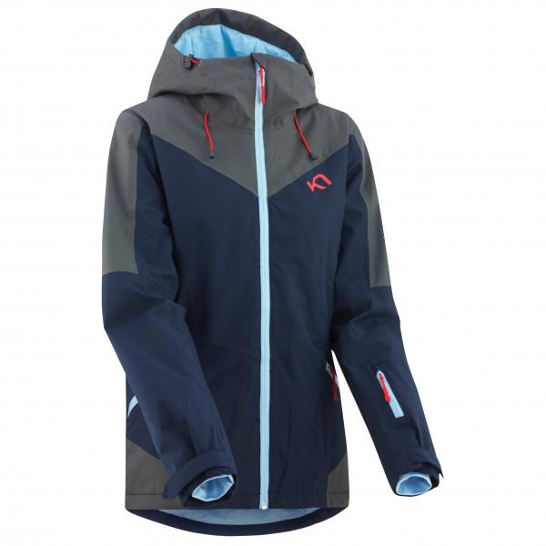 Bump Kari De Traa Noir L Taille Jacket Ski Women`s Veste nnwE4qR6f