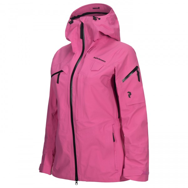 Alpine Ski Taille Jacket Peak Rose Performance M Pra8qp De Women`s Veste EwqTCRT4p