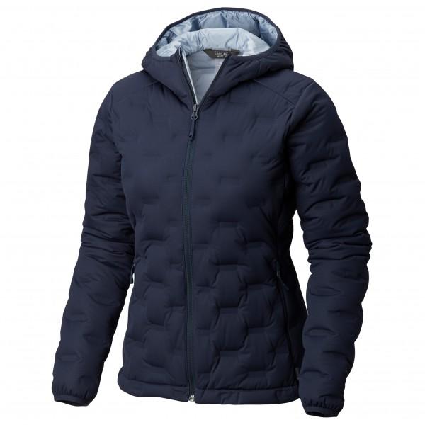 Mountain Hardwear - Women's StretchDown DS Hooded Jacket Gr XS schwarz