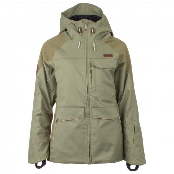 Rip Curl - Women´s Harmony Jacket - Veste d´hiver taille M, gris