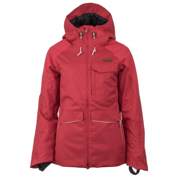 Rip Curl - Women´s Harmony Jacket - Veste d´hiver taille M, rose/rouge