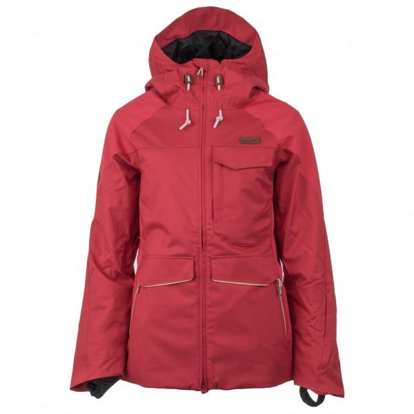 Rip Curl - Women´s Harmony Jacket - Veste d´hiver taille M, rose/rouge