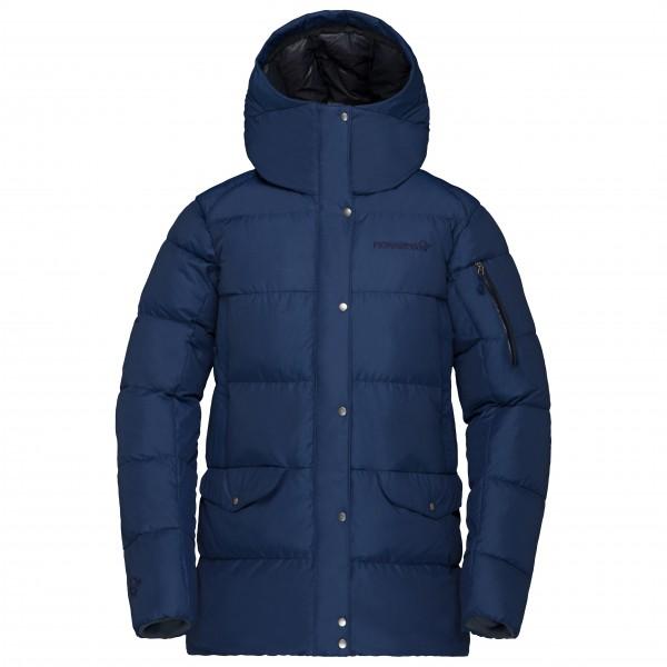 #Norrøna – Women's Røldal Down750 Jacket – Skijacke Gr M blau#