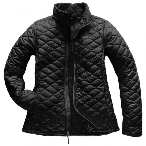 The North Face - Women´s Thermoball Jacket - Kunstfaserjacke Gr L schwarz Preisvergleich