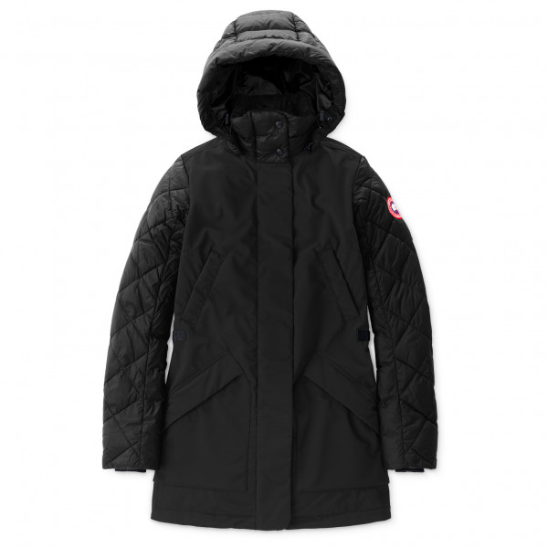 Canada Goose - Womens Berkley Coat - Down Jacket Size L  Black
