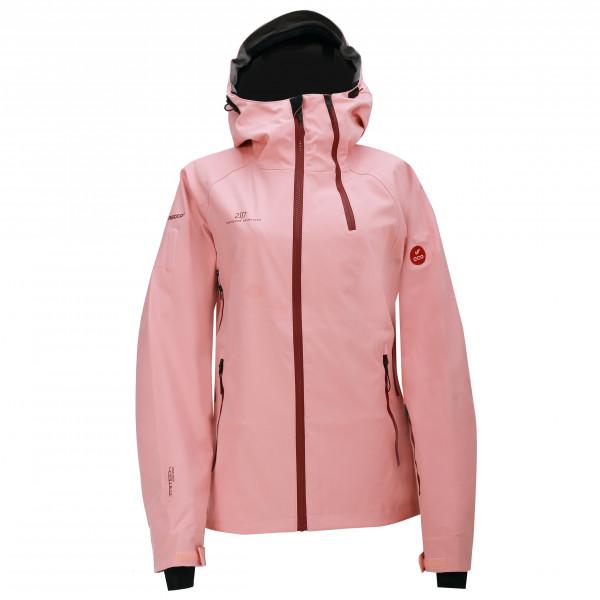 2117 Of Sweden - Womens Krama Eco 3l Jacket - Ski Jacket Size 38  Sand/pink/red
