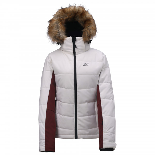 Image of 2117 lt padded ski jacket Kalland 36 weiß