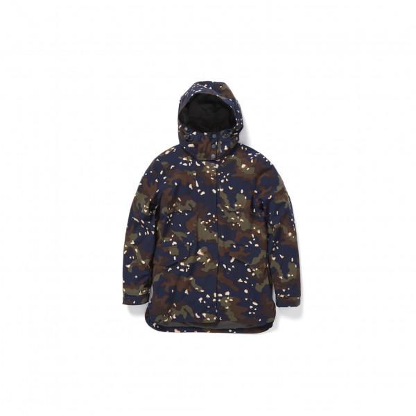 #Holden – Women's Harper Jacket – Skijacke Gr L schwarz/braun#