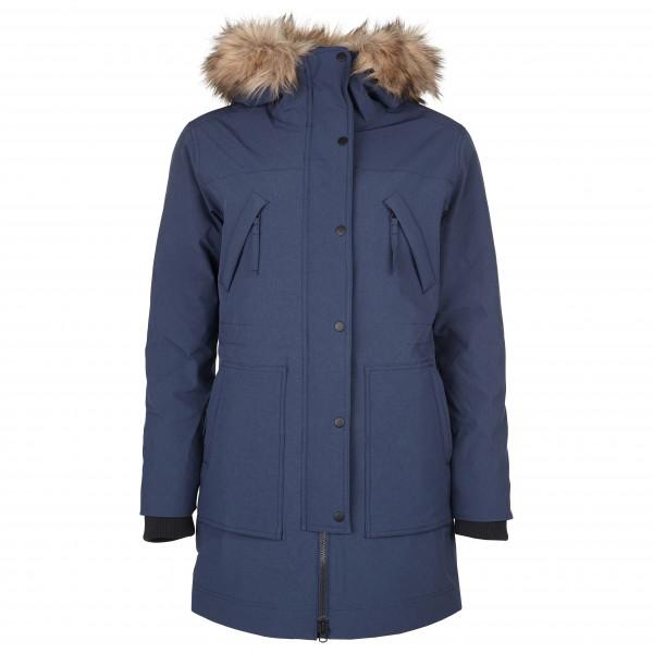 #Basin + Range – Women's New Wingate Down Jacket – Daunenjacke Gr XS blau#