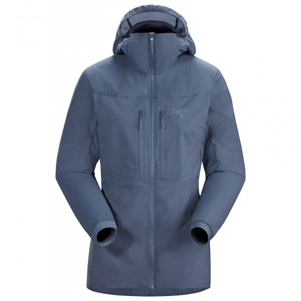 Arcteryx - Womens Proton Fl Hoody - Synthetic Jacket Size M  Blue