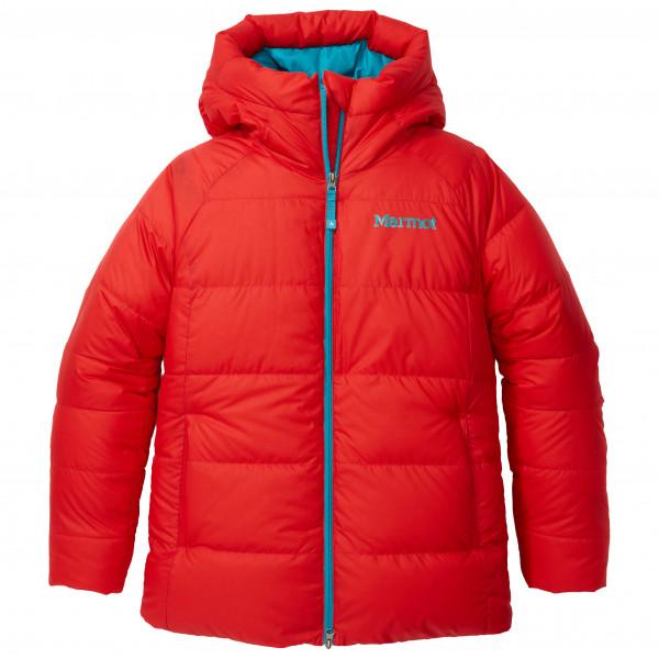 Marmot - Women's Mt. Tyndall Hoody - Daunenjacke Gr XL rot 79480-6702-XL