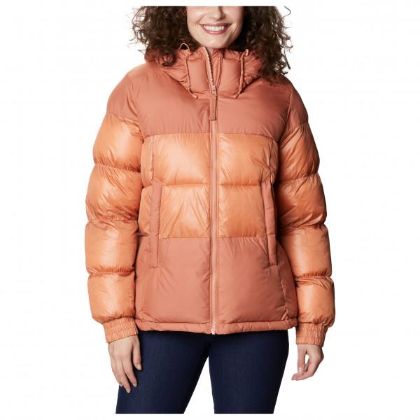 Columbia - Womens Pike Lake Ii Insulated Jacket - Synthetic Jacket Size L  Sand/orange