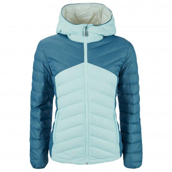 Halti Women's Huippu Down Jacket - Donsjack, grijs/blauw