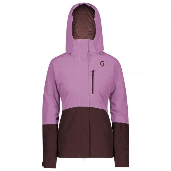 Scott - Womens Jacket Ultimate Dryo 10 - Ski Jacket Size Xxl  Pink/black