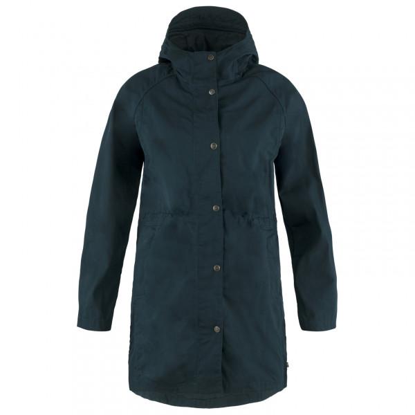 Fjllrven - Womens Karla Lite Jacket - Parka Size S  Black