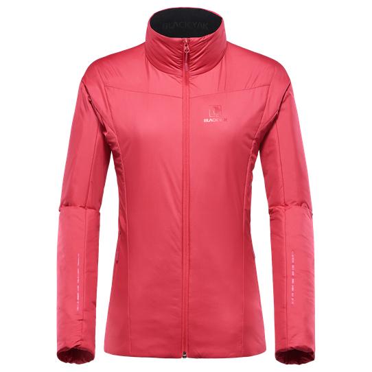Berghaus - Womens Motionik Fleece Jacket - Fleece Jacket Size 14  Red/pink