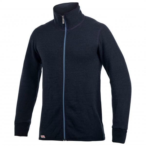 #Woolpower – Full Zip Jacket 400 Color Collection – Wolljacke Gr XS schwarz#