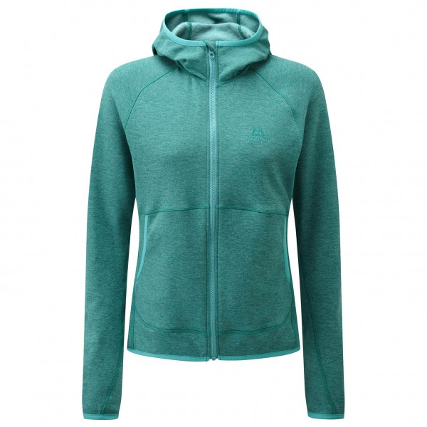 Mountain Equipment - Women´s Calico Hooded Jacket Gr 10 schwarz/grau