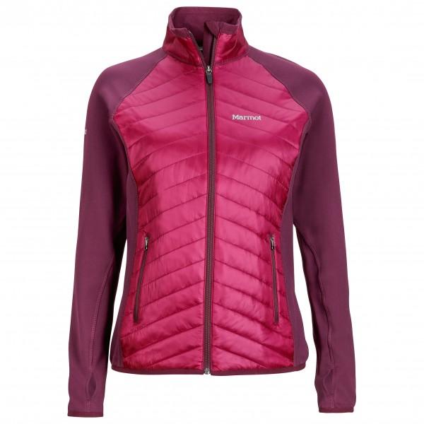 Marmot - Women´s Variant Jacket Fleecejacke Gr L;S;XS rot;grau/weiß;rosa/lila;türkis/blau
