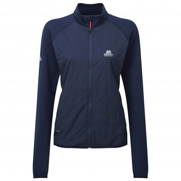 Mountain Equipment - Women´s Switch Jacket - Fleecejacke Gr 12 schwarz/blau Preisvergleich