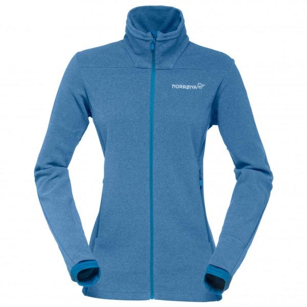 Norrøna - Women´s Falketind Warm1 Jacket - Veste polaire taille XS, bleu
