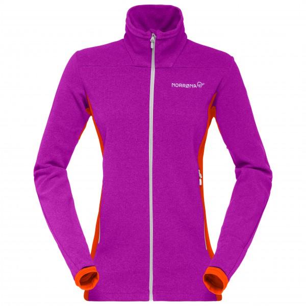 Norrøna - Women´s Falketind Warm1 Jacket - Veste polaire taille L, rose/violet