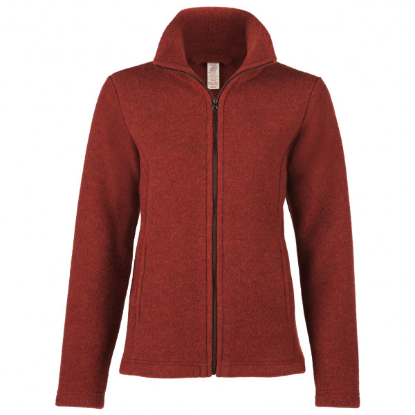 Engel - Women's Jacke Tailliert - Wolljacke Gr 38/40 rot 584470-071E-3840