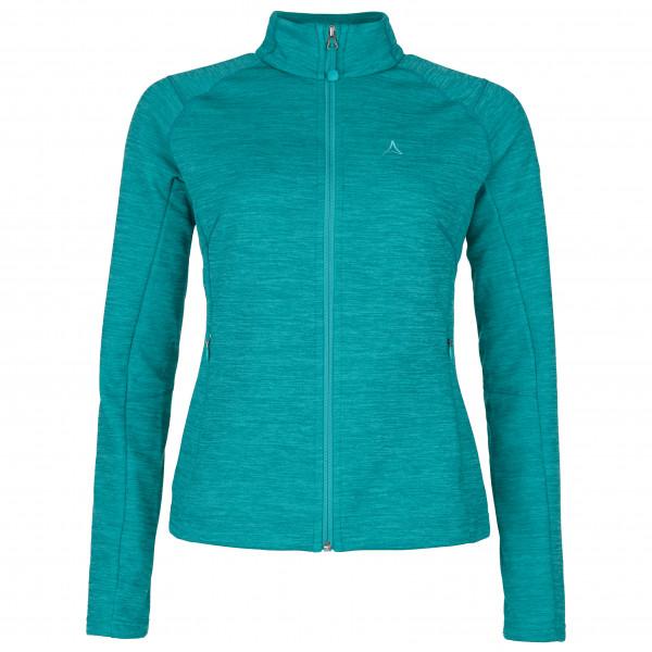 #Schöffel – Women's Fleece Jacket Nagoya – Fleecejacke Gr 38 türkis#
