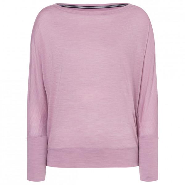 Super.natural - Womens Womens Kula Top - Merino Jumper Size M  Pink