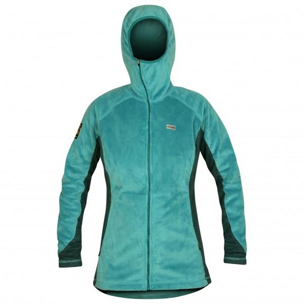 Páramo - Women´s Alize Plus Fleece Jacket - Veste polaire taille L, turquoise