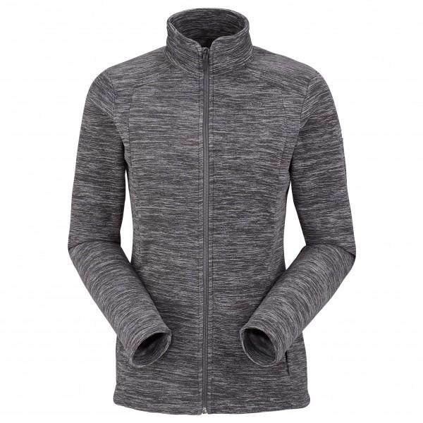 Eider - Women's Glad Jacket 2.0 - Fleecejacke Gr 38 grau/schwarz
