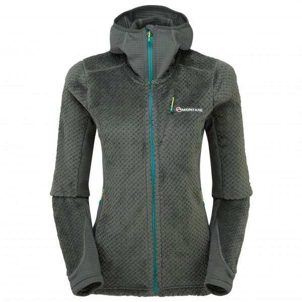 Hoodie Polaire Taille 34 Women`s Veste Wolf Noirgris Montane OUEFRw