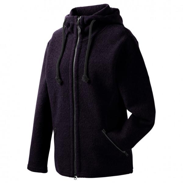 Mufflon - Womens Line - Wool Jacket Size Xs  Black