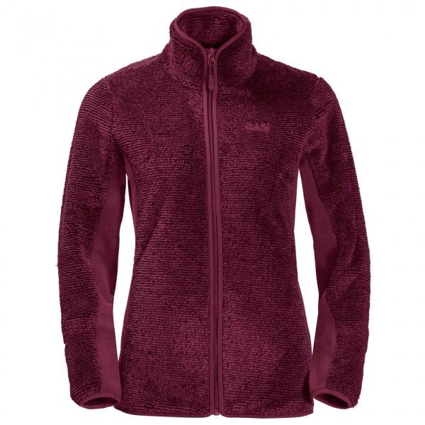 Jack Wolfskin - Women's Pine Leaf Jacket - Fleecejacke Gr XL lila