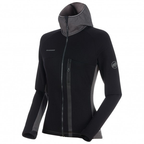Mammut - Women´s Aconcagua Pro ML Hooded Jacket taille L, noir