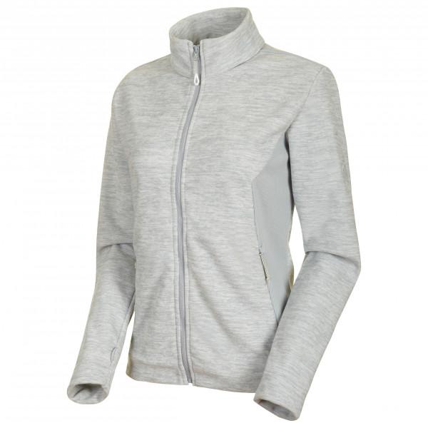 Mammut - Womens Yadkin Ml Jacket - Fleece Jacket Size S  Grey