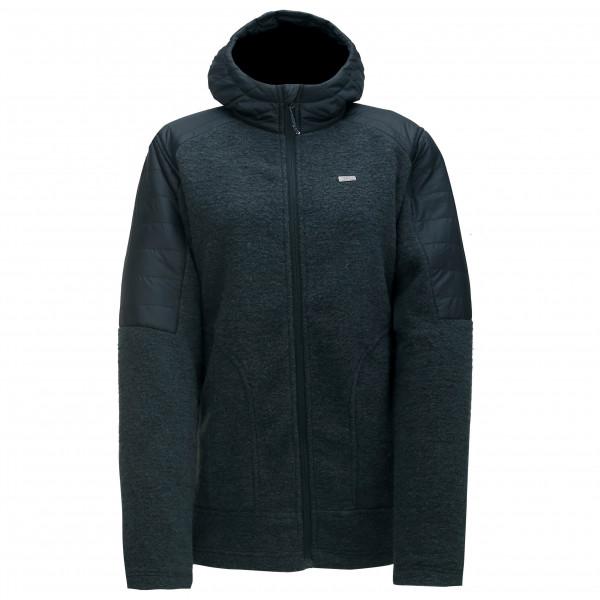 2117 Of Sweden - Womens Merino Hoody Orebro - Wool Jacket Size S  Grey