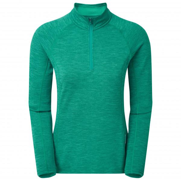 Montane - Womens Protium Pull-on - Fleece Jumper Size S  Turquoise