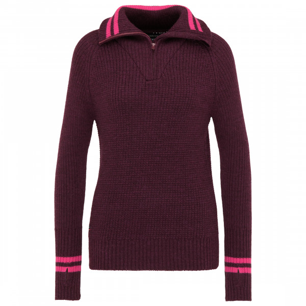 Devold - Women's Varde Zip Neck - Wool jumper