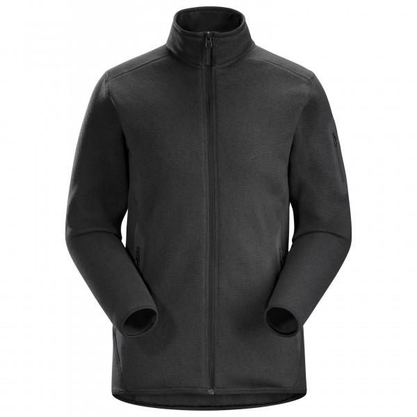 Arc'teryx - Women's Covert Cardigan - Fleecejacke Gr L;M;S;XL;XS schwarz 24085