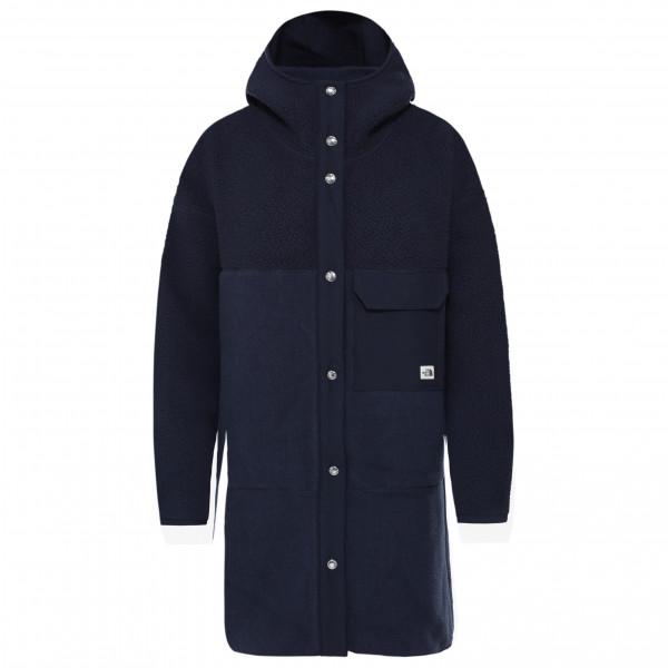 The North Face - Women's Fleece Mashup Coat - Fleecevest, zwart