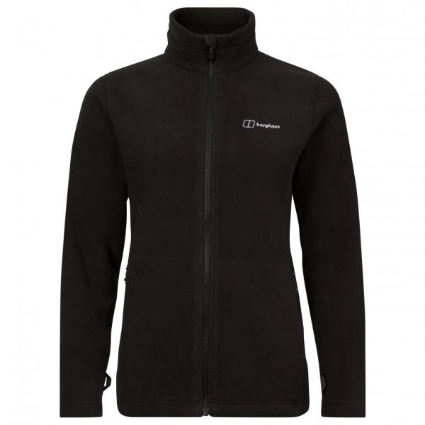 Berghaus - Womens Prism Pt Interactive Jacket - Fleece Jacket Size 12  Black