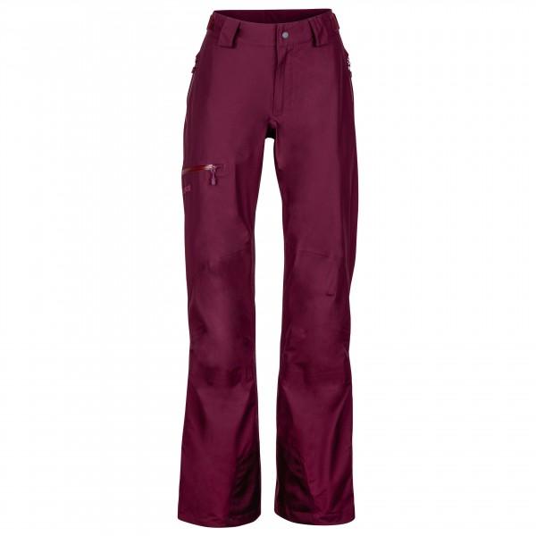 Marmot - Women´s Durand Pant Tourenhose Gr L;M;S;XS türkis/blau;schwarz;rosa/rot;blau