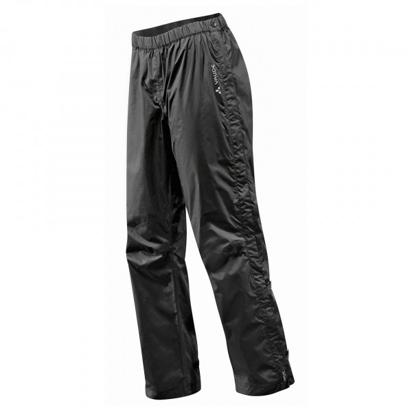 Vaude - Women´s Fluid Full-Zip Pants S/S - Regenhose