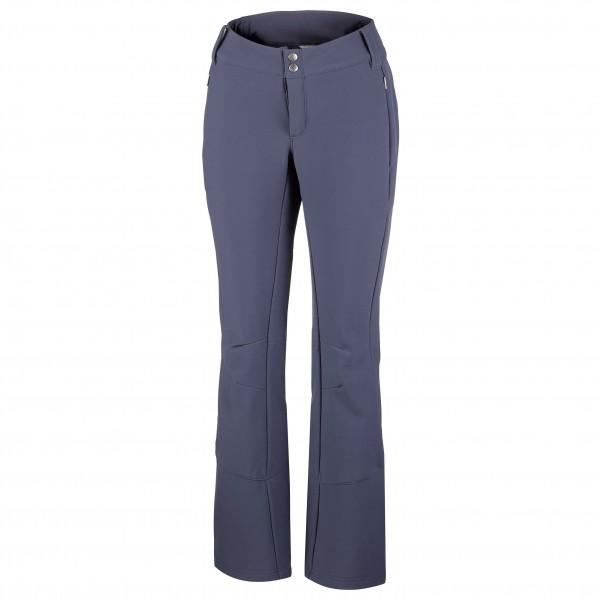 Columbia - Women´s Roffe Ridge Pant Skihose Gr 6 Regular blau/grau/schwarz